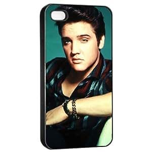 Elvis Presley Vol.16 Rock & Roll iPhone4 / iPhone4S Case Black Colour Nich Designer Hard Case Cover Protector