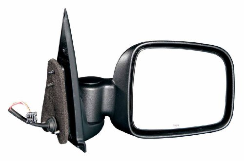 (Depo 333-5407R3EF Jeep Liberty Right Outside Rear View Mirror)