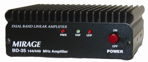 BD-35 BD35 Original Mirage Communications Equipment Amplifiers