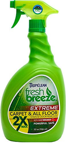 Tropiclean Fresh Breeze Remover Carpet product image