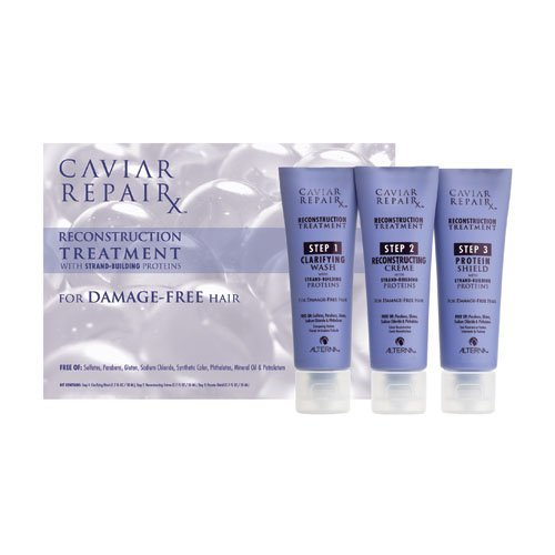 r Rx Reconstruction Treatment Kit With Strand Building Proteins, 3 Count ()