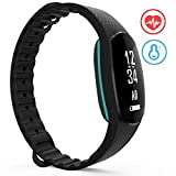 Fitness Tracker - Marsno Mo1 Activity Tracker Fitness Watch : Smart Band with Sleep Monitor Heart Rate Monitor Blood Pressure Monitor - Smart Bracelet Pedometer Wristband for iOS & Android