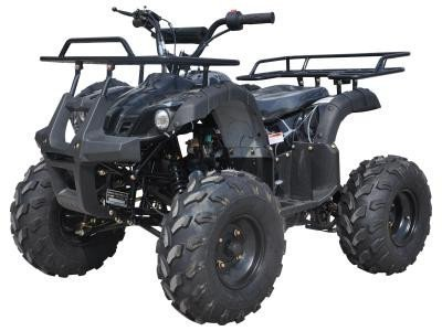 Icebear Super Trooper 125cc Kids ATV Sipder Black -  ATV00620