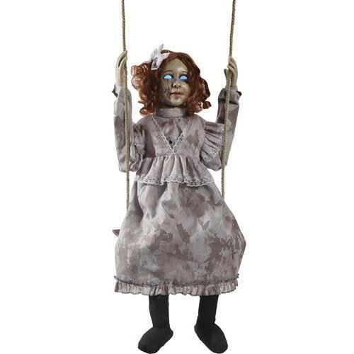 Morris Costumes Swinging Decrepit Doll Prop -