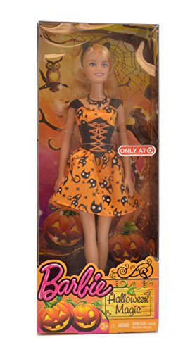 Halloween Magic Barbie Cat Doll 2015