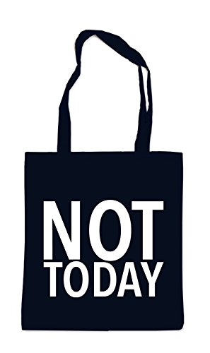 Not Today Bag Black Certified Freak