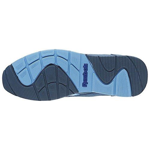 Reebok Bd3411, Zapatillas de Trail Running para Hombre Azul (Azul (Brave Blue /     Sky Blue /     White /     Silver Met)