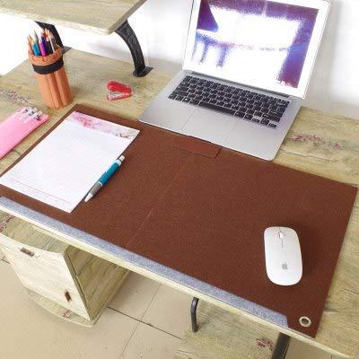 Brilliant Amazon Com Mink Monk Durable Computer Desk Mat Modern Table Interior Design Ideas Ghosoteloinfo