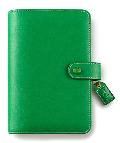 Webster's Pages Green Personal Planner Binder (WPCP001-SG)