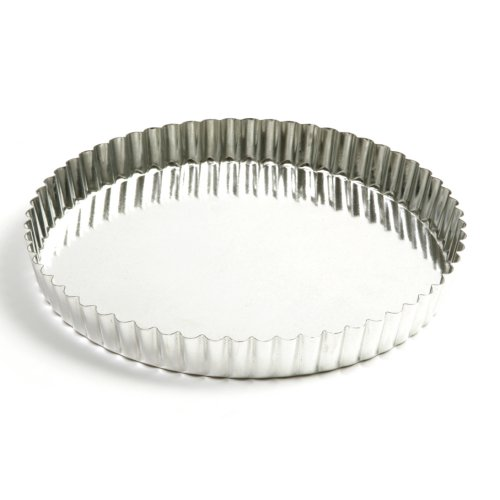 Norpro 9.5 Inch Quiche Tart Pan with Removable Base ()