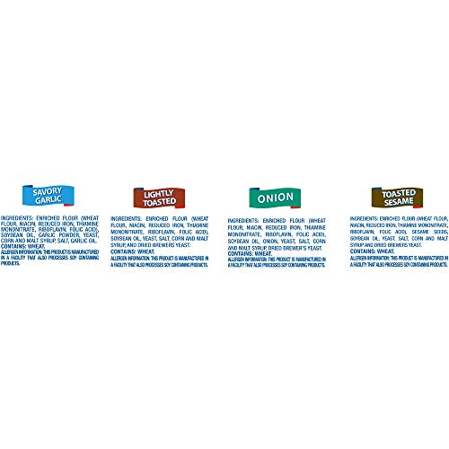 Lance Variety Breadsticks (4 Flavors), 2 Pieces per Pack, 500 Count by Lance (Image #2)