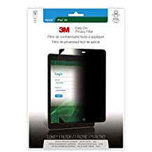 3M™ Easy-On Privacy Screen Protector for Apple iPad Air, (MPF830505)