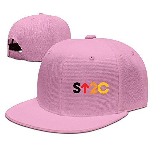 MaNeg Stand Up To Cancer Unisex Fashion Cool Adjustable Snapback Baseball Cap Hat One Size - Houston Dior