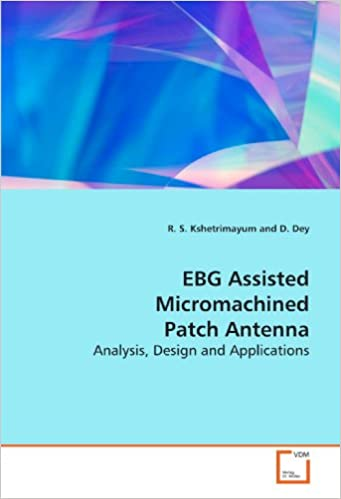 EBG Assisted Micromachined Patch Antenna: Analysis, Design and Applications
