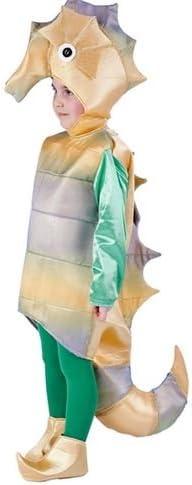 nines d´onil export, s.l. disfraz de caballito de mar infantil 3-5