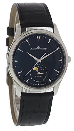 Jaeger LeCoultre Master Ultra Thin automatic-self-wind mens Watch Q1368470 (Certified Pre-owned)