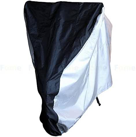 Bike Cover, FOME 190T Heavy Duty Bicycle Waterproof Outdoor Bike Bicycle Cover + FOME GIFT