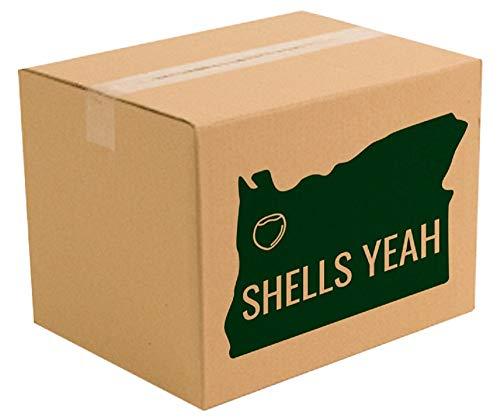 - Hazelnut Shell Mulch - Premium Grade- Shells Yeah!