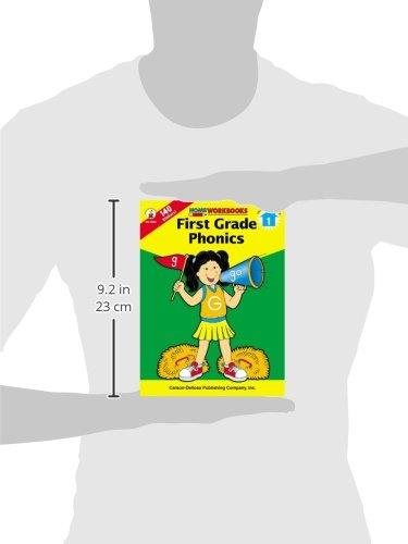 First Grade Phonics (Home Workbooks)
