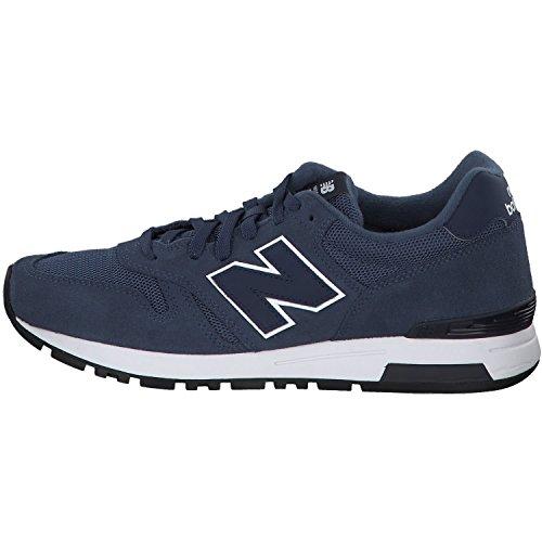 New blu Balance Uomo Ml565v1 bianco Sneaker HwHTrqIZx