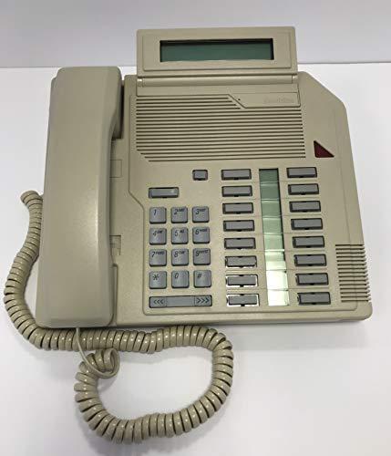 Nortel Meridian M2616 Ash Display Office Phone Telephone - Refurbished