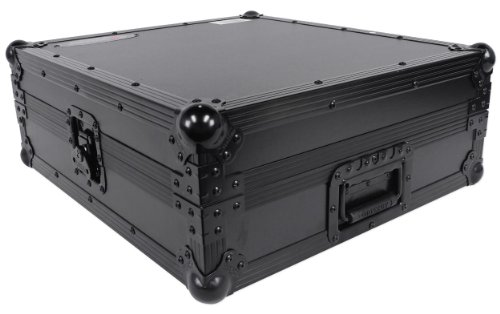 Odyssey FZDJM2000BL Flight Zone Black Label Pioneer DJm-2000 DJ Mixer Case by Odyssey
