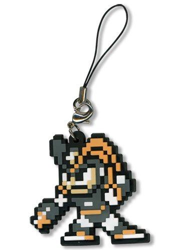 Megaman 10 Bass PVC Cell Phone Charm