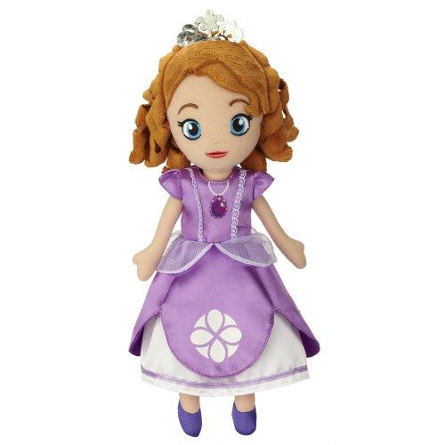 Sofia the First Soft Doll