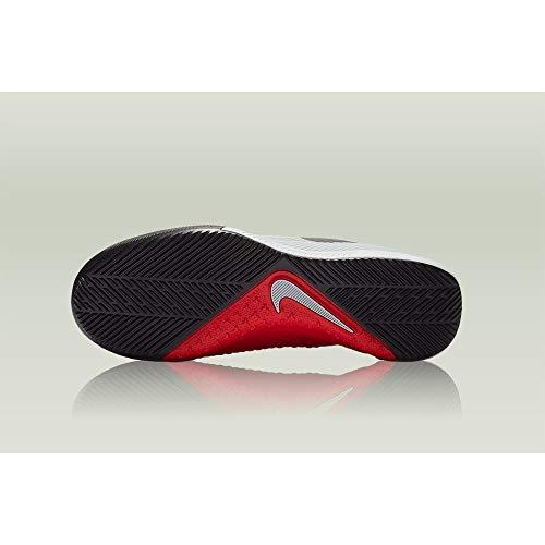 black Multicolore Platinum Da Bambini 060 lt pure Ic Nike Vsn Academy white Phantom Crimson – Indoor Jr Scarpe Calcetto Unisex qxqwZB71R