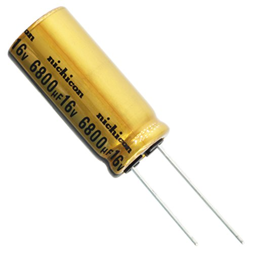 Nichicon UFW Audio Grade Electrolytic Capacitor 100uF @ 35V 20/% Tolerance
