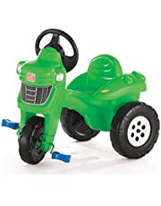 لعبة جرار المزرعة للاطفال من ستيب 2 - 717600، اخضر