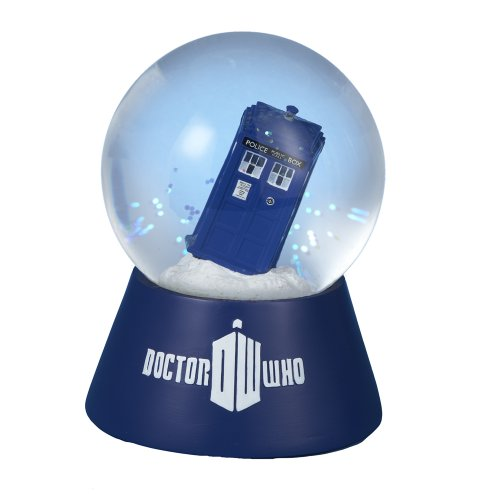 Doctor Who Globe – (Battery Operated)