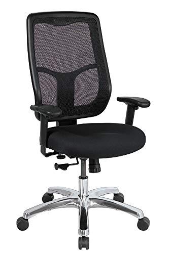 Eurotech Apollo II Multifunction Ergonomic Task Chair with seat Slider