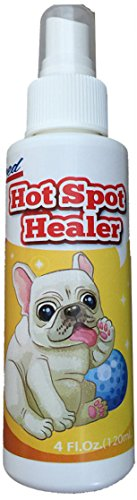 (Pet MasterMind Hot Spot Healer - Natural Hot Spot Relief Spray for Dogs 4oz)