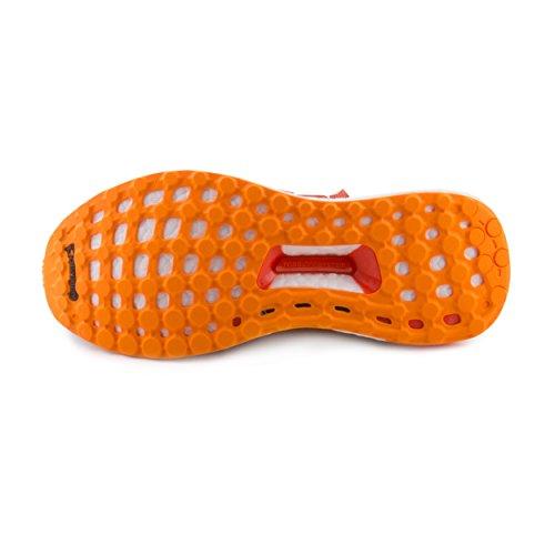 adidas by Stella McCartney Frauen Ultra Boost X Sneakers Clay Red / Smc / Leuchtorange F10 / Aprikosen-Rose / Smc