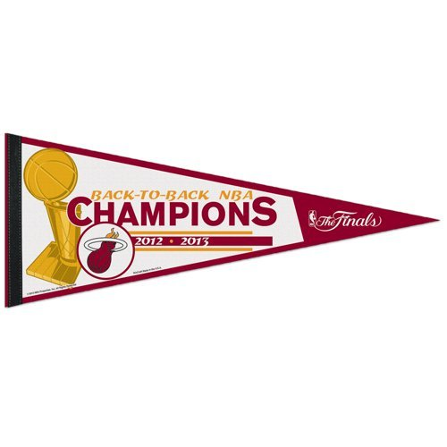 MIAMI HEAT Official NBA 29 inch Pennant by Wincraft by WinCraft