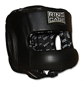 Full Face Sparring Headgear for Boxing, Muay Thai, MMA, Kickboxing