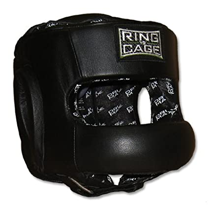 30d5b0f7f835b Full Face Sparring Headgear for Boxing, Muay Thai, MMA, Kickboxing