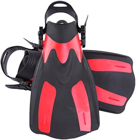 ダックウェブ 水泳のためのシュノーケリングの水泳のフィンのダイビングのひれの足ひれ ダイビングフィン (Size : 42-47)