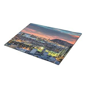BaLaBala Travel Destinations Building Exterior Modern Doormat
