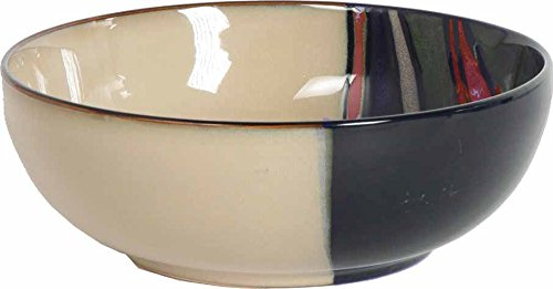 Gibson Elite 99838.01RM Matrice Red Serving Bowl, One Size, Multi color by Gibson Elite (Image #3)