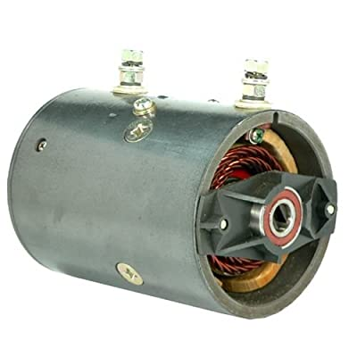 DB Electrical LPL0010 Pump Motor for Fenner Stone & Monarch Applications 24 Volt CCW /46-2073, MHP4005, MHP4005S, MHP4009, MHP4009S /W-9405/8120: Automotive