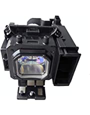 CTLAMP Professional VT85LP / 50029924 Replacement Projector Lamp Bulb with Housing Compatible with NEC VT480 VT490 VT491 VT580 VT590 VT595 VT695 VT495 VT480G VT490G VT491G VT580G VT590G VT595G VT695G