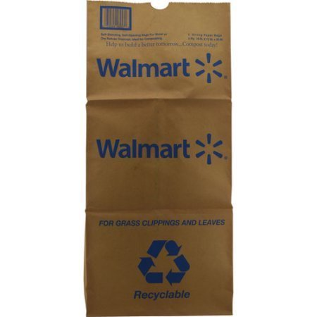 - Paper Lawn Bag, 10 count
