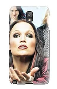 Keyi chrissy Rice's Shop 6786134K66648052 Premium Durable Tarja Turunen Music Fashion Tpu Galaxy Note 3 Protective Case Cover
