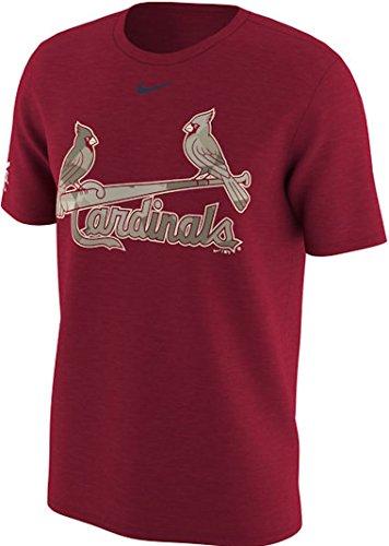 Cardinal Shirt Nike Red (St. Louis Cardinals Nike Memorial Day T-Shirt - Red (X-Large))