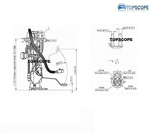 topscope fp2293m