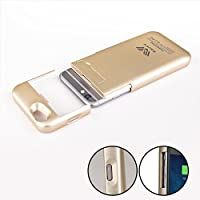 Funda Batería iphone 6 plus / 6s plus , SAVFY Case carcasa Con Batería Cargador-batería Externa Recargable 3200mAh Para iPhone 6 plus / 6s plus 5,5 ...