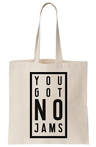 No Tote Jams Fun Got You Got You Bag No Canvas 58a5PRO