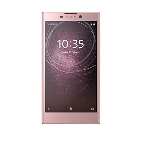Sony Xperia L2 4G LTE with 32GB Memory Cell Phone (Unlocked) Pink H3321